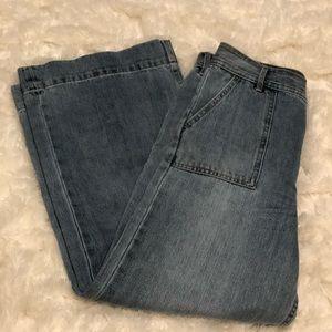 ca520d8c1d80 Anthropologie Jeans - ❤️Sale❤️Frye Nadia High Rise Wide Leg Jeans